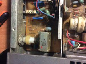 Регулятор громкости усилителя Амфитон 35у-101с