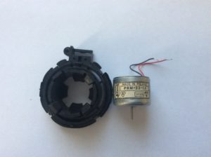 электродвигатель ЭПУ G-1001, Вега-122с