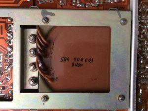 Силовой трансформатор Амфитон 35у-101с.