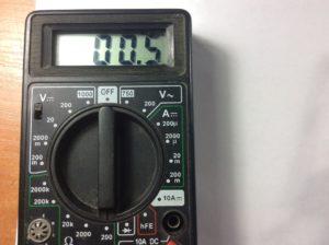 Резистор 5 Вт, 0,13 Ом