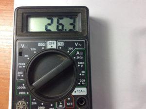 Резистор МЛТ-0,25 27 кОм: