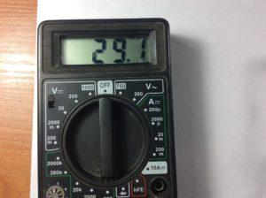 Резистор МЛТ-0,25 30 Ом.