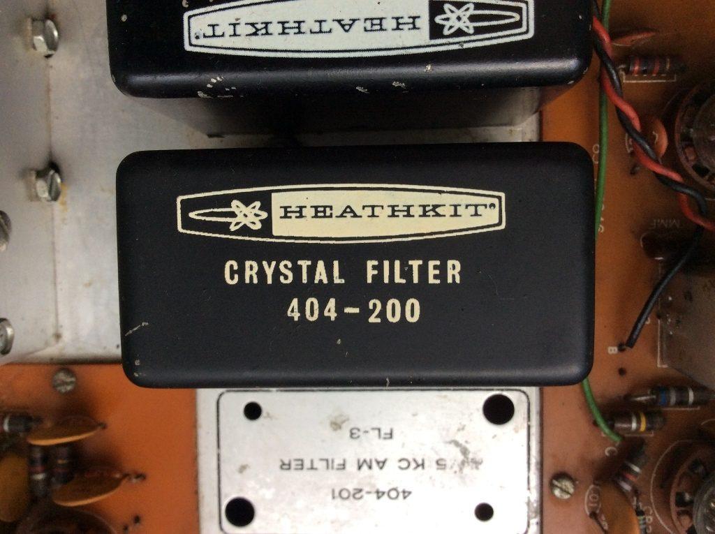SSB кварцевый фильтр