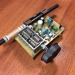 средневолновый регенеративный радиоприемник