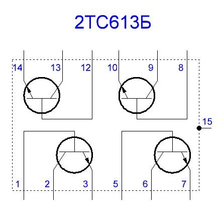 цоколевка 2ТС613Б