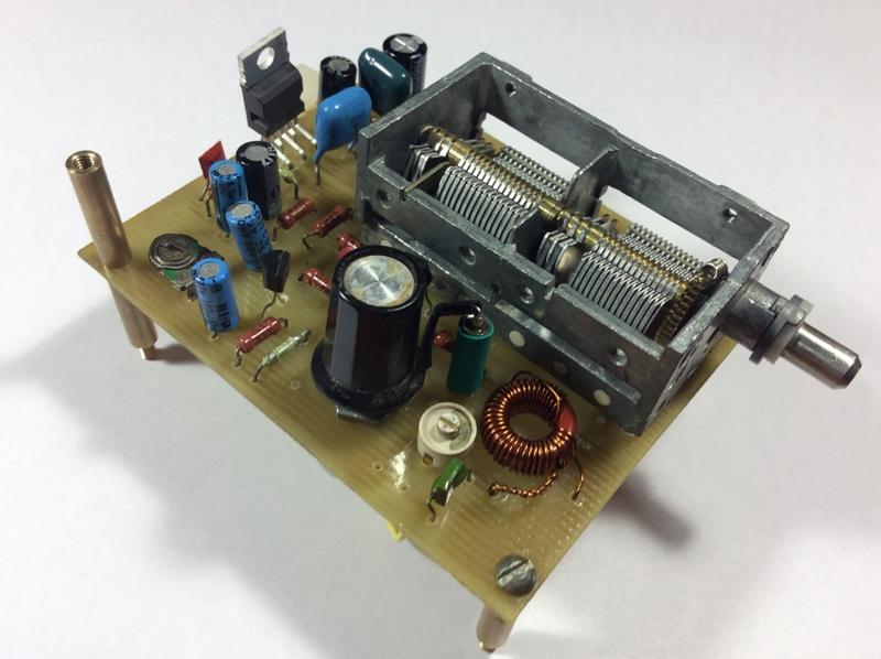 радиоприемник XARA 2