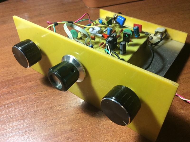 регенератор на варикапе